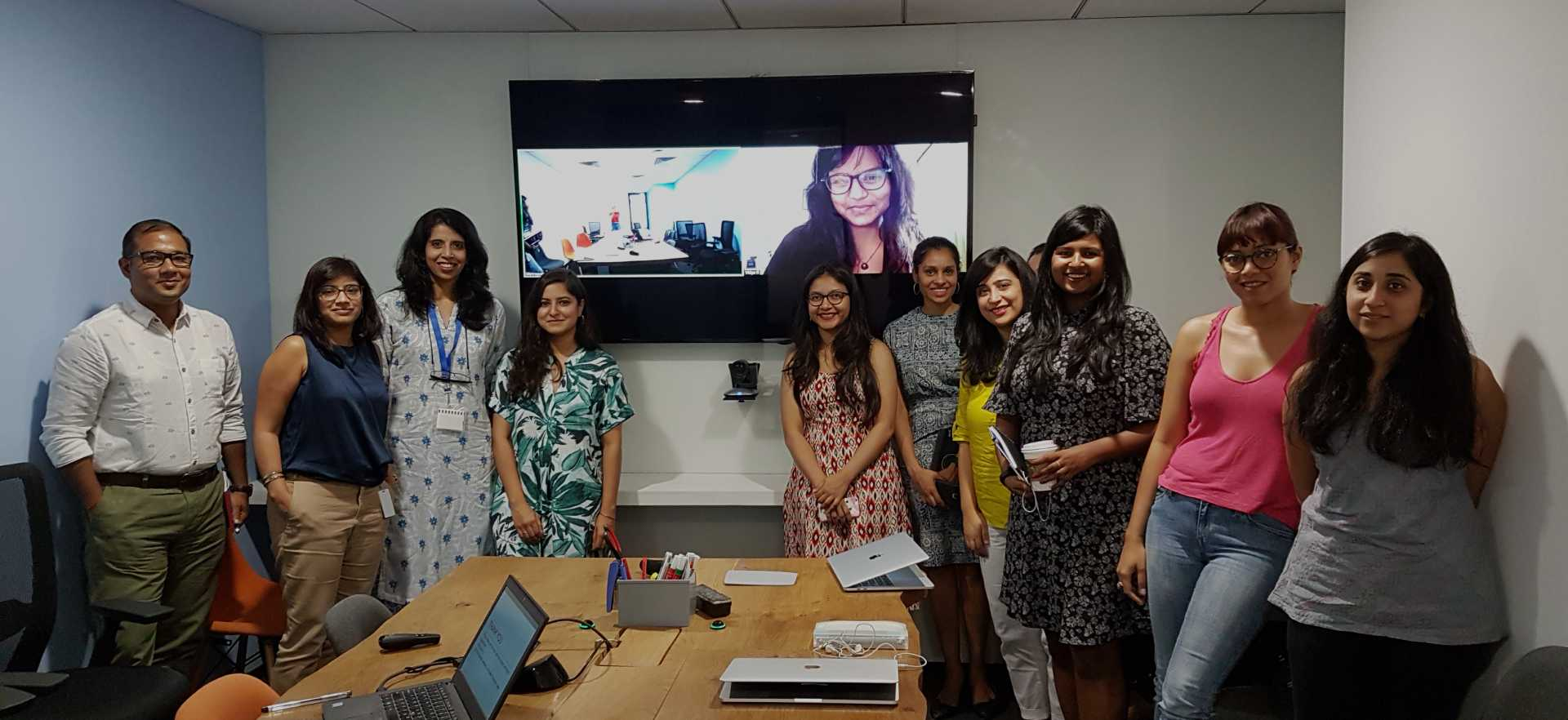 Building your personal brand session for Women of Uber