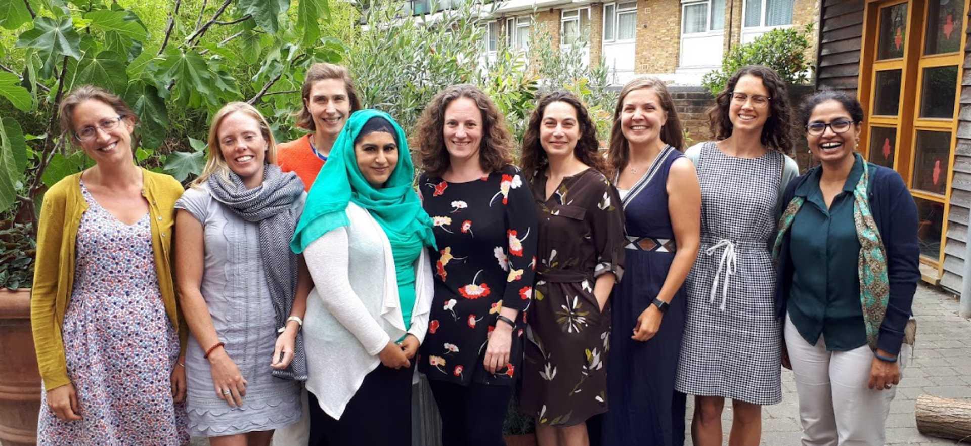 Centre staging gender equality at ETP